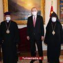 Armeens hoofd langs Erdoğan voor overleden parlementariër