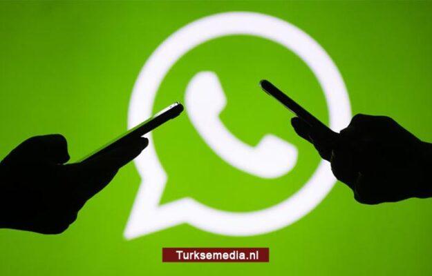 Duitsland krijgt toegang tot Whatsappberichten