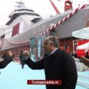 Turkije bouwt groot marineschip voor Qatar