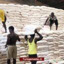 Turkije stuurt 80 ton voedselhulp naar noodlijdend Sierra Leone