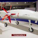 Turkije toont eigen vliegtuigmotor voor grote drones