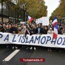 Turkije veroordeelt brute moord op Franse leraar en waarschuwt
