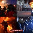 Franse protesten tegen nieuwe wet lopen uit de hand