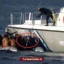 Griekenland zwaar de klos, beval vluchtelingen terug te duwen naar Turkije