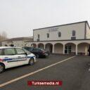 Poging tot brandstichting moskee in Frankrijk