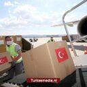 Turkije helpt 156 landen tijdens coronapandemie