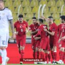 Turkije langs Rusland in Nations League