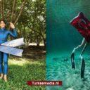 Turkse duikster breekt wereldrecord in Mexico