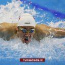 Turkse zwemmer opnieuw beste van Europa