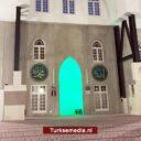 Aanslagpleger moskee Amsterdam bracht nazigroet uit