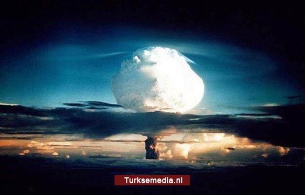 Armeense krant draait door: 'Gooi nucleaire bom op Azerbeidzjan'