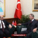 Britse defensieminister: Turken doen nu waar VK goed in was