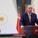 Erdoğan wenst christenen fijne feestdagen