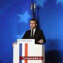 Fransen ontevreden over Macron