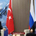Putin: Erdoğan is een man van zijn woord