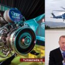 Turkije produceert en levert eerste helikoptermotor