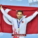 Turkije verovert Europese titels turnen