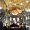 Turkse president bereid zich te laten vaccineren