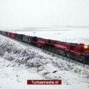 Turkse vrachttrein bereikt China: 'Aanschouw de logistieke kracht van Turkije'