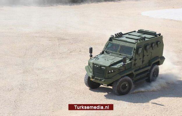 Afrikaans land koopt 118 ultramoderne Turkse defensievoertuigen