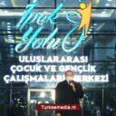 Erdoğan opent grootste jongerencentrum van Europa