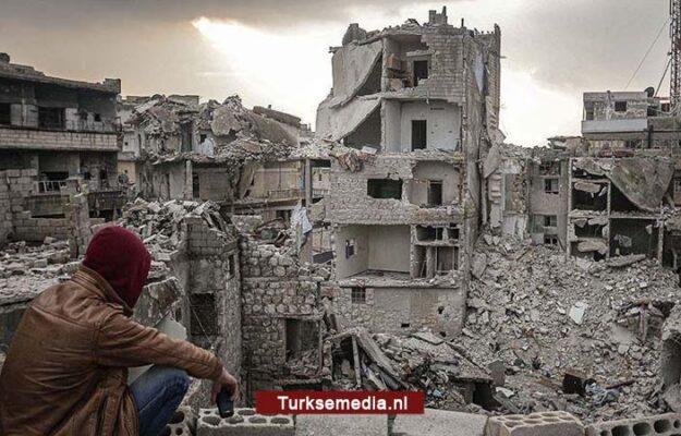Ford geeft toe: VS faalt in Syrië, Biden moet meer op Turkije vertrouwen