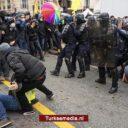 Grote protesten in Frankrijk tegen nieuwe veiligheidswet