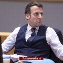 Macron zoekt vrede met Erdoğan