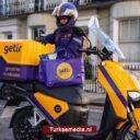 Supersnelle Turkse bezorgdienst voortaan ook in Londen