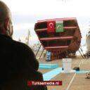 Turken bouwen derde marineschip voor Pakistan