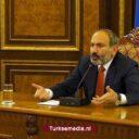 Turkije: Armeense premier maakt domste grap van 2020