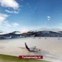 Turkije bouwt ongestoord verder aan nieuw groot vliegveld in vruchtbare regio