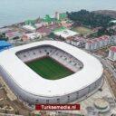 Turkije nieuw voetbalstadion rijker
