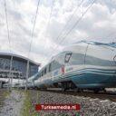 Turkije steekt dit jaar 1,4 miljard euro in spoorprojecten