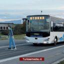 Turkije test eerste zelfrijdende bus van eigen makelij