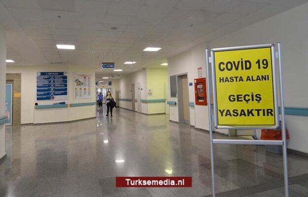 Turkije ziet coronacijfers al zeven weken op rij flink dalen