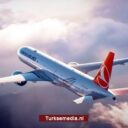 Turkish Airlines baas van Europees luchtruim