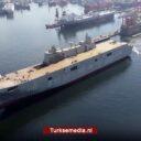 Turkse gigant ontwikkelt eigen ogen voor vliegdekschepen