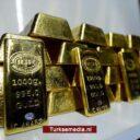 Turkse goudproductie bereikt hoogste niveau ooit