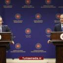 Turkse minister boort Duitse collega de grond in om Mesut Özil