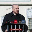 Erdoğan zet VS en Frankrijk op hun plek