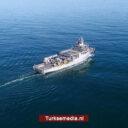 Grieken vallen Turks onderzoeksschip lastig