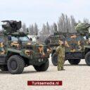 Hongarije ontvangt eerste levering Turkse pantservoertuigen