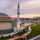 Moskee Turkse megaluchthaven krijgt opvallende naam