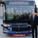Turkije start als 's werelds eerste land met serieproductie zelfrijdende bussen