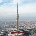 Turkije voltooit bouw hoogste toren van Europa