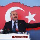 Turkse minister: 'Spuug in mijn gezicht als we hem niet pakken en (…)'