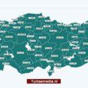 Vaccinatie Turkije verloopt succesvol: al bijna 3 miljoen inentingen