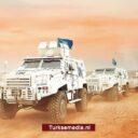 Landen staan in de rij voor Turkse defensievoertuigen