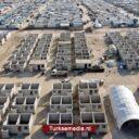 Turken bouwen nieuwe stad in Noord-Syrië